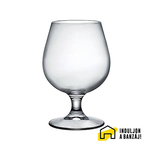 brandys pohár