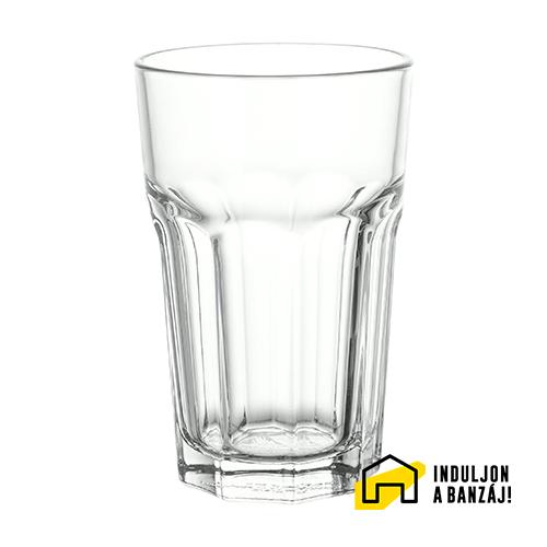 casablanca pohár bérlés