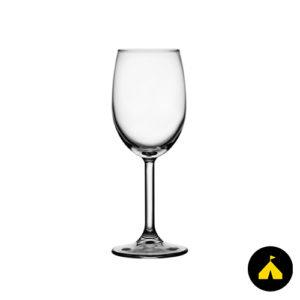 Csemegeboros pohár