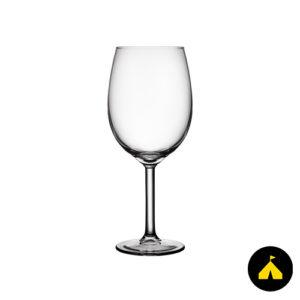 Fehérboros pohár