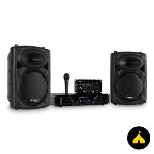 hangtechnika bérlés