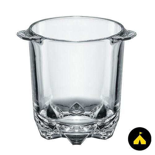 Jégtartó üveg