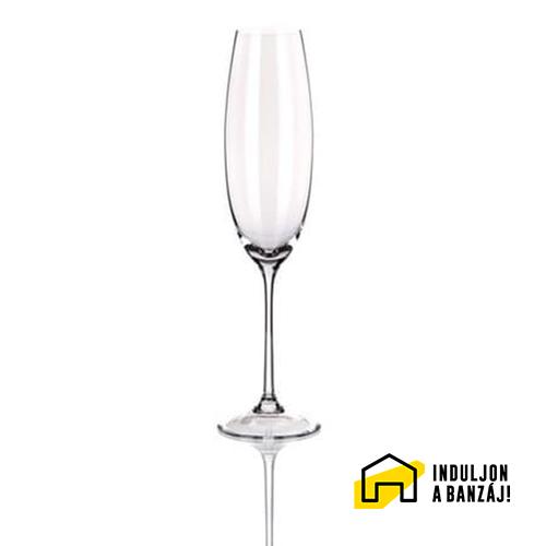 pezsgős pohár bérlés