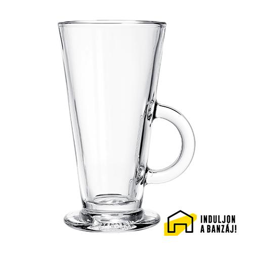lattes pohár bérlés